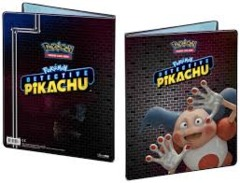 Ultra Pro Detective Pikachu 9-Pocket Portfolio - Mr. Mime
