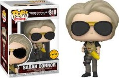 Pop! Terminator 818 : sarah Connor CHASE