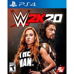 WWE 2K20 (New)