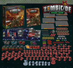 Zombicide: Invader Dark Side Core Box Expansion