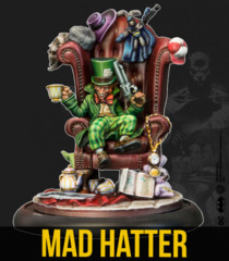 Batman Miniatures Game: Mad Hatter (Resin)