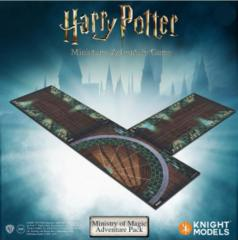 Harry Potter Miniatures Adventure Game: Ministry of Magic & Prophecy Room Gameboard Pack
