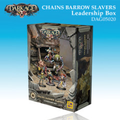 Dark Age - Chains Barrow Slavers Leadership Box