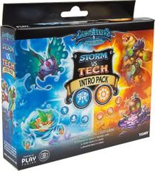 Lightseekers TCG: Awakening- Storm vs Tech Intro Pack