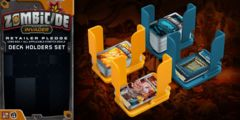 Zombicide: Invader Deck Holders Set
