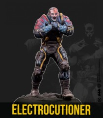 Batman Miniatures Game: Electrocutioner (Resin)