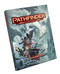 Pathfinder 2E Playtest Rulebook Hard Cover