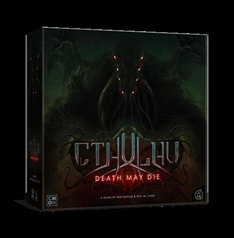 Cthulu: Death May Die (Kickstarter Unspeakable Level)