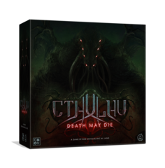 Cthulu: Death May Die (Kickstarter Unspeakable Level)