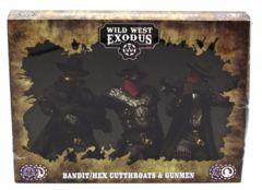 Wild West Exodus: Outlaws: Bandit / Hex Cutthroats and Gunmen