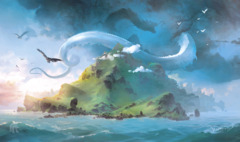 2018 Legion Lands - Island