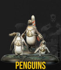 Batman Miniatures Game: Penguins (Resin)