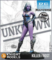 DC Multiverse- Killer Frost (Resin)