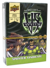 VS System 2PCG: Sinister Syndicate Expansion