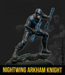 Batman Miniatures Game: Nightwing- Arkham Knight (Resin)