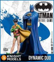 Batman & Robin (Dynamic Duo) (Resin)