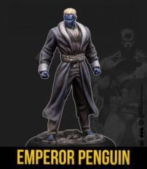 Batman Miniatures Game: Emperor Penguin (Resin)