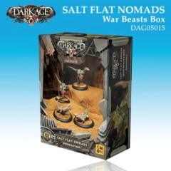 Dark Age - Salt Flat Nomads War Beasts Box