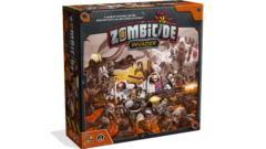 Zombicide: Invader Kickstarter Edition (Soldier Level Pledge)