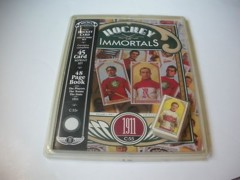 Hockey Immortals 1911 C-55 Reprint Set plus Book