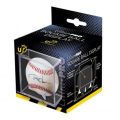 Ultra Pro Baseball Cube - 3 Prong UV Protection