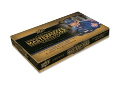 2014-15 Upper Deck Masterpieces Hockey Hobby Box