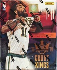 2018-19 Panini Court Kings Basketball Hobby Box