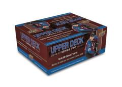 2016-17 Upper Deck Series 2 Hockey Retail Box