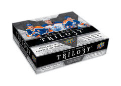 2016-17 Upper Deck Trilogy Hockey Hobby Box