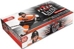 2014-15 Fleer Ultra Hockey Hobby Box
