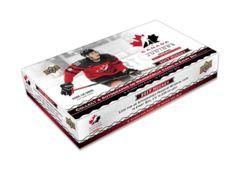 2017-18 Upper Deck Team Canada Juniors Hockey Hobby Box