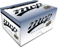 2018-19 Upper Deck MVP Hockey Box Set