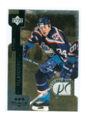 1997-98 Black Diamond Premium Cut Triple Diamond #PC16 Bryan Berard