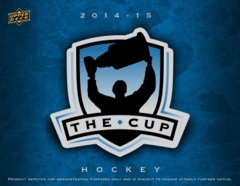 2014-15 Upper Deck The Cup Hockey Hobby Box