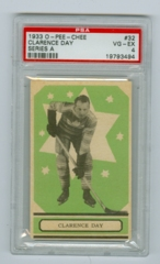 1933-34 O-Pee-Chee V304A #32 Clarence