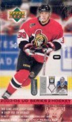 2003-04 Upper Deck Series 2 Hockey Hobby Box