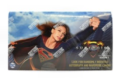 2018 Cryptozoic Supergirl Season 1 Hobby Box