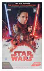 2018 Topps Star Wars: The Last Jedi Series 2 Hobby Box