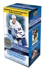 2017-18 Upper Deck Series 1 Hockey Blaster Box