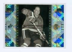 1999-00 SP Authentic Legendary Heroes #LH5 Bobby Hull