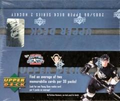 2005-06 Upper Deck Hockey Series 2 Retail Box
