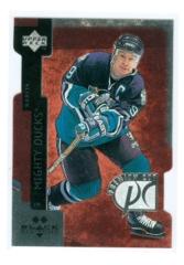 1997-98 Black Diamond Premium Cut Double Diamond #PC26 Paul Kariya