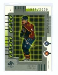 1999-00 SP Authentic #091 Patrik Stefan #/2000 (Rookie)