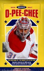 2016-17 Upper Deck O-Pee-Chee Hockey Hobby Box