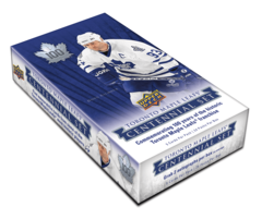 2017-18 Toronto Maple Leafs Centennial Hobby Box