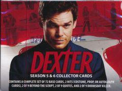 2014 Breygent Dexter Season 5 & 6