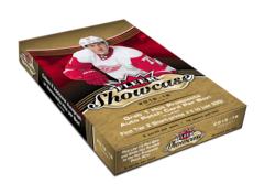 2015-16 Upper Deck Fleer Showcase Hockey Hobby Box