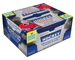 2013-14 Upper Deck Series 1 Hockey Retail Box