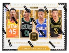 2017-18 Panini Cornerstones Basketball Hobby Box