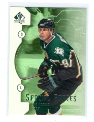 1999-00 SP Authentic Special Forces #SF05 Mike Modano